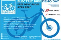 Electric Bike Demo Weekend 2018