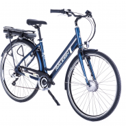 New and ExHire – Raleigh Array Electric Bike – 2017