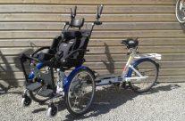 ExHire – Draisin Wheel Chair Tandem