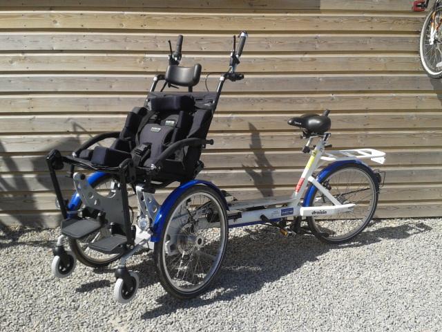 Draisen-wheel-chair-tandem-plus