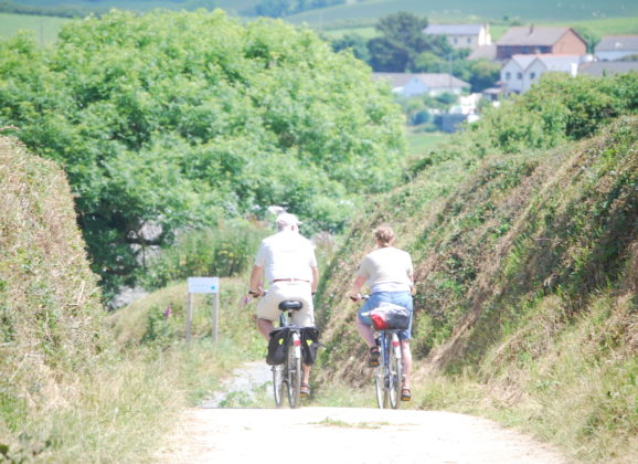 Bike Hire in Bude